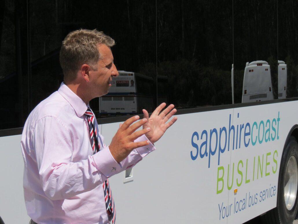 bus company, sapphire coast buslines, sapphire coast buses, transport
