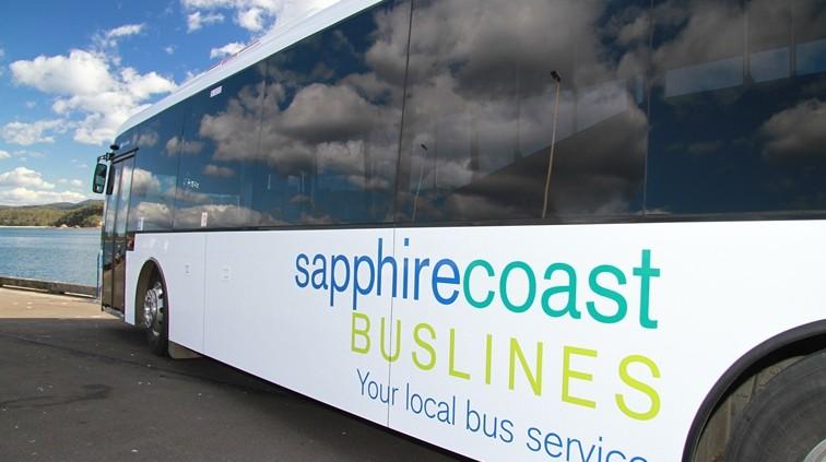 Sapphire Coast Day Tour, bus tour, bus